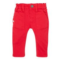 Clothing Boy Slim jeans Ikks XR29061 Red