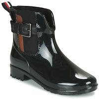 Shoes Women Wellington boots Tom Tailor  Black