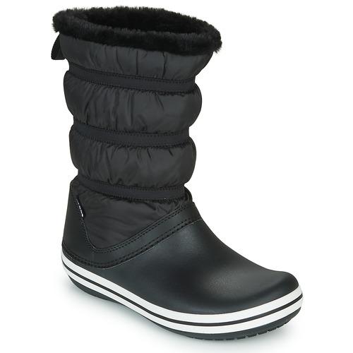 Shoes Women Snow boots Crocs CROCBAND BOOT W Black