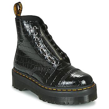 Shoes Women Mid boots Dr Martens SINCLAIR Black / Croc