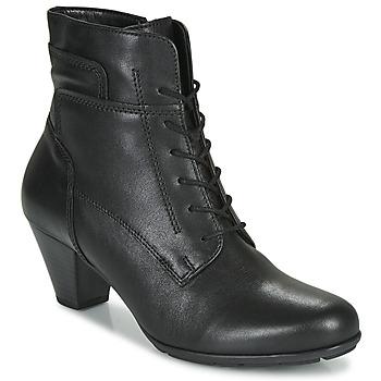 Shoes Women Ankle boots Gabor 5564427 Black
