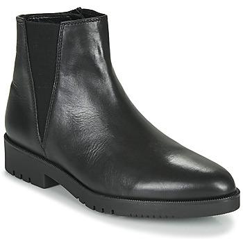 Shoes Women Ankle boots Gabor 5658157 Black