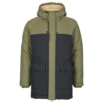 Clothing Men Parkas Oxbow M2JONKA Green / Black