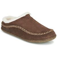Shoes Men Slippers Sorel LANNER RIDGE Brown