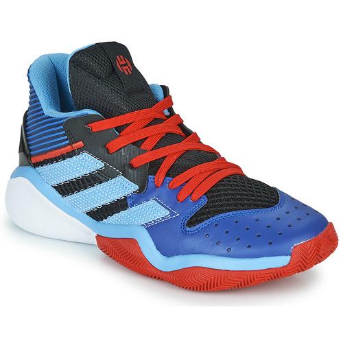 Shoes Basketball shoes adidas Performance HARDEN STEPBACK Blue / Black