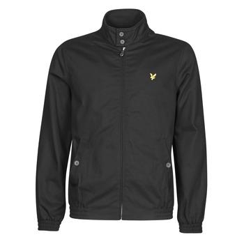 Clothing Men Jackets Lyle & Scott JK462VC Black