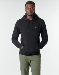 Clothing Men Sweaters Lyle & Scott ML416VTR Black