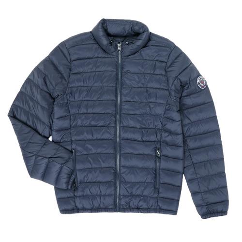 Clothing Boy Duffel coats Teddy Smith BLIGHT Marine