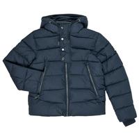 Clothing Boy Duffel coats Teddy Smith OVER Marine
