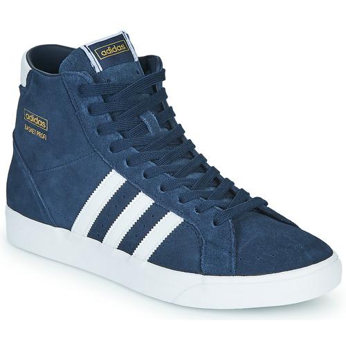 Shoes Hi top trainers adidas Originals BASKET PROFI Blue