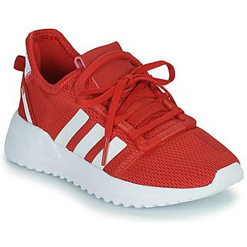 Shoes Children Low top trainers adidas Originals U_PATH RUN C Red