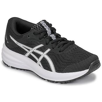 Shoes Children Running shoes Asics PATRIOT 12 GS Black / White