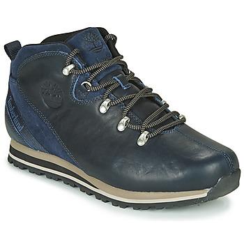 Shoes Men Mid boots Timberland SPLITROCK 3 Blue