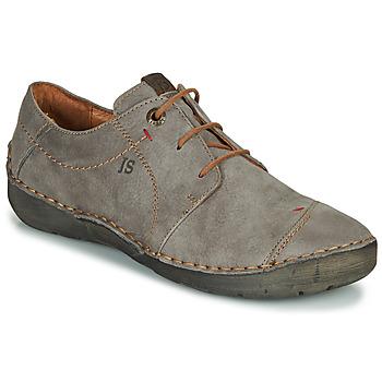 Shoes Women Derby Shoes Josef Seibel FERGEY 20 Grey