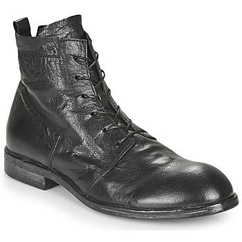 Shoes Men Mid boots Moma PUNTO Black