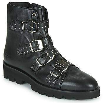 Shoes Women Mid boots Melvin & Hamilton SUSAN Black
