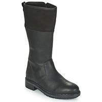 Shoes Women High boots Kickers WATHIGH Black