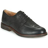 Shoes Men Derby Shoes Kickers ALPHABI Black