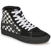 Shoes Women Hi top trainers Vans COMFYCUSH SK8-HI Black