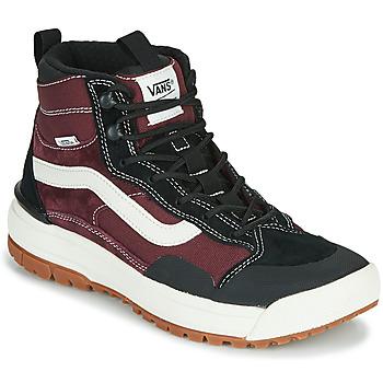 Shoes Women Hi top trainers Vans ULTRARANGE EXO HI MTE Black / Bordeaux