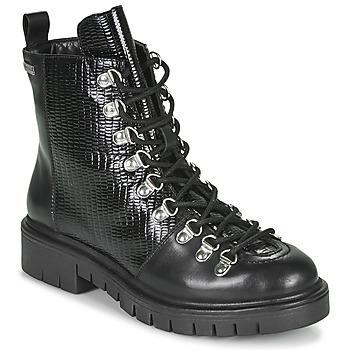 Shoes Women Mid boots Les Tropéziennes par M Belarbi ZANTIS Black