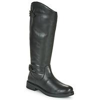 Shoes Women High boots Les Tropéziennes par M Belarbi LOLA Black