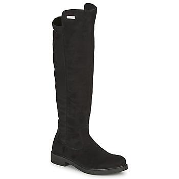 Shoes Women High boots Les Tropéziennes par M Belarbi LOUPIOTE Black