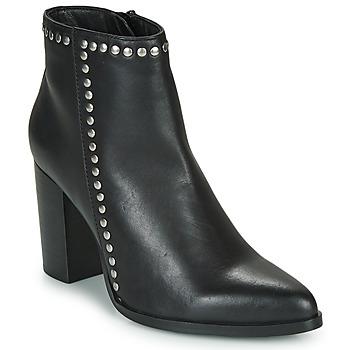 Shoes Women Ankle boots Les Tropéziennes par M Belarbi KANOU Black