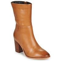 Shoes Women Ankle boots Les Tropéziennes par M Belarbi LIVANA Brown