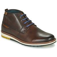 Shoes Men Mid boots Pikolinos BERNA M8J Olive