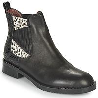 Shoes Women Mid boots Café Noir JOYE Black