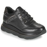 Shoes Women Low top trainers Café Noir JIZELE Black