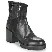 Shoes Women Ankle boots Café Noir JOEL Black