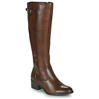 Shoes Women High boots Tamaris BAKU Brown