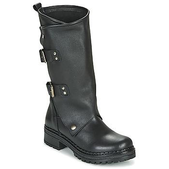 Shoes Women High boots Musse & Cloud MARVIN Black