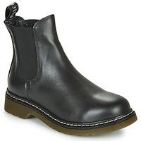 Shoes Women Mid boots Musse & Cloud FLIKA Black