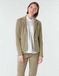 Clothing Women Jackets / Blazers Cream ANETT BLAZER Beige