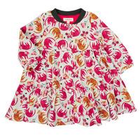 Clothing Girl Short Dresses Catimini CR30093-35 Multicolour