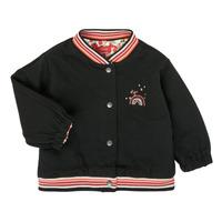 Clothing Girl Jackets / Cardigans Catimini CR17003-19 Multicolour