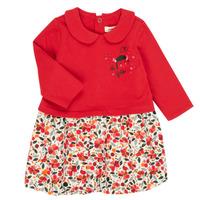 Clothing Girl Short Dresses Catimini CR30043-38 Multicolour
