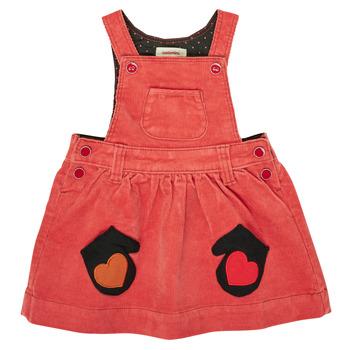 Clothing Girl Short Dresses Catimini CR31003-67 Red