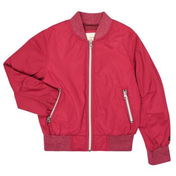 Clothing Girl Jackets Catimini CR41015-85 Bordeaux