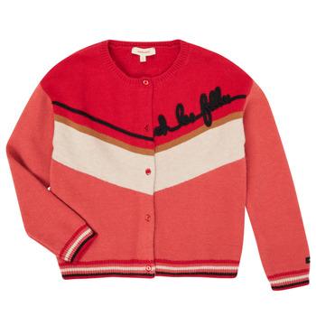 Clothing Girl Jackets / Cardigans Catimini CR18015-67-C Multicolour