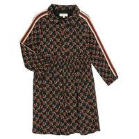 Clothing Girl Short Dresses Catimini CR30005-02-C Multicolour