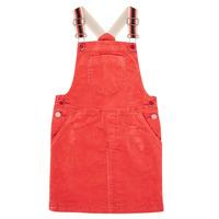 Clothing Girl Short Dresses Catimini CR31025-67-C Red