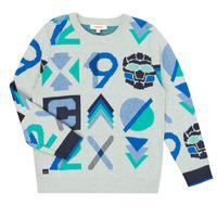 Clothing Boy Jumpers Catimini CR18034-23-C Multicolour