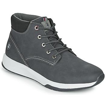 Shoes Men Mid boots Lumberjack NANTES Marine
