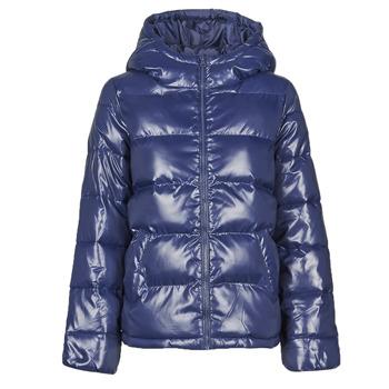 Clothing Women Duffel coats Benetton 2EO0536G3 Marine
