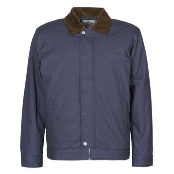 Clothing Men Jackets Quiksilver CANVASCORCOLLAR M JCKT BYP0 Parisian / Night