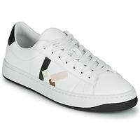 Shoes Women Low top trainers Kenzo K LOGO White